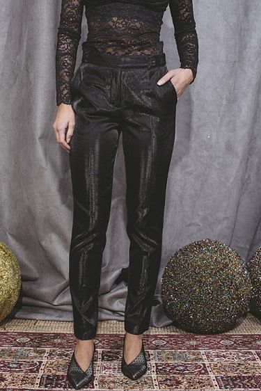 Claudia Pants Black