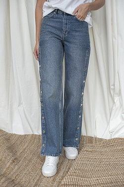 Maia Jeans Indigo Stone