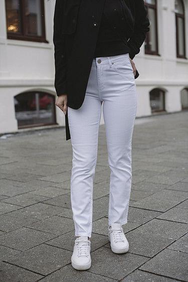 Riggis Jet Jeans Bright White