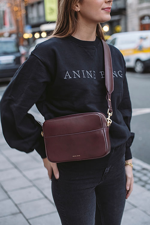 Alice Bag Burgundy