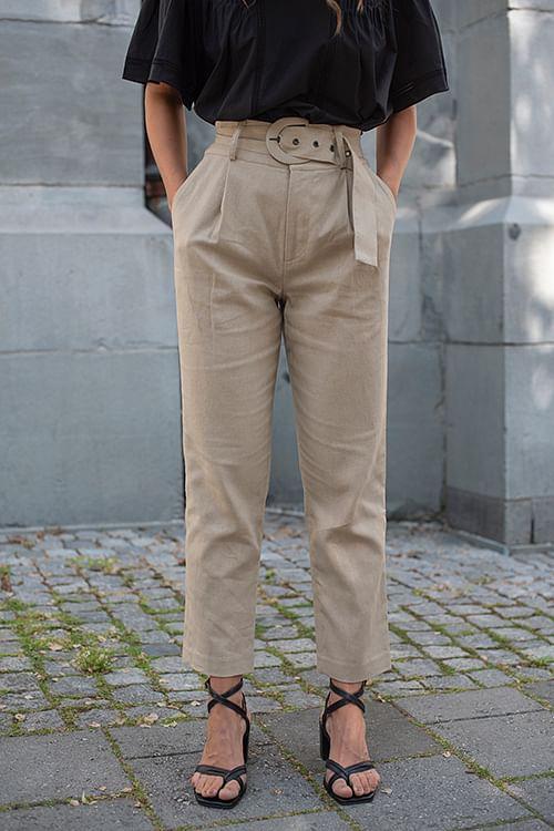Elyse Trousers Oat