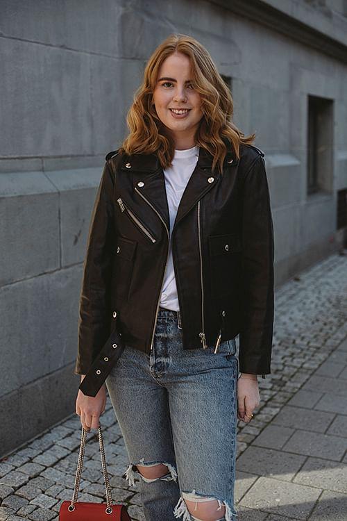 Maverick Jacket Black