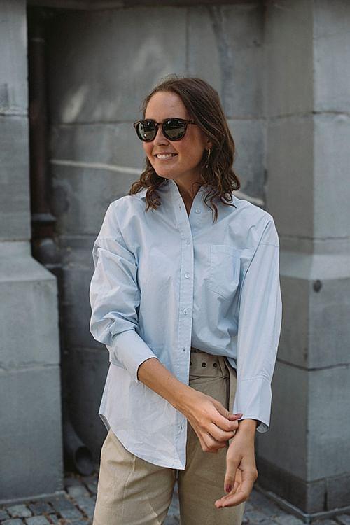 Mika Shirt Blue