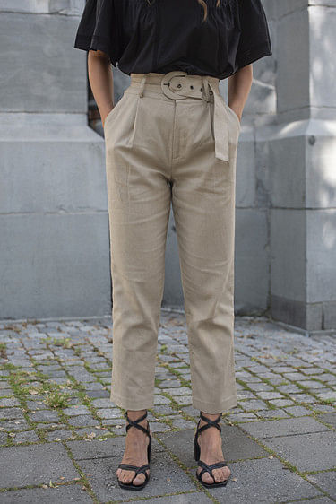 Elyse Trousers Oat