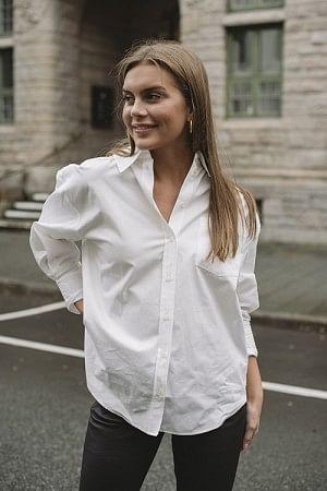 Mika Shirt White