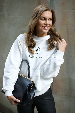 Monogram Sweatshirt White
