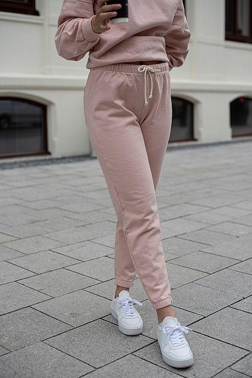 American Vintage Wititi Pants Marshmellow bukse