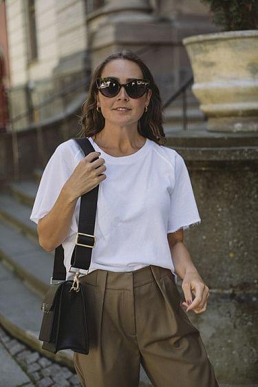 Capiday T-shirt Blanc