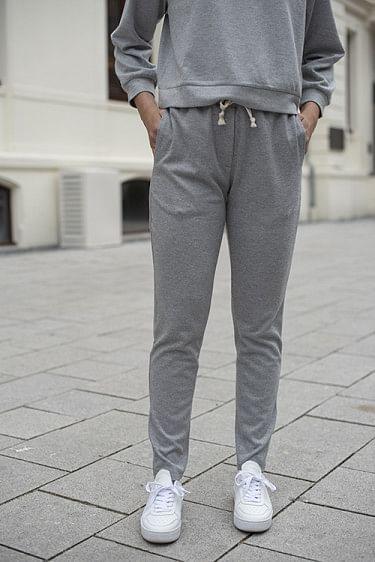 Feelgood Pants Heather Grey
