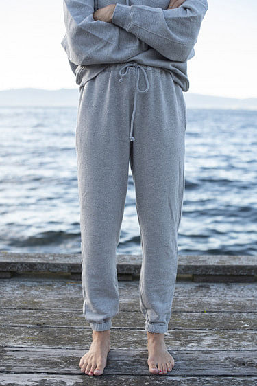 Neaford Pant Gris Chine