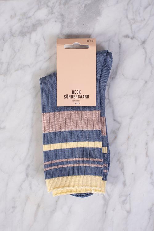 Becksöndergaard Sporty Rainbird Sock Infinity sokker