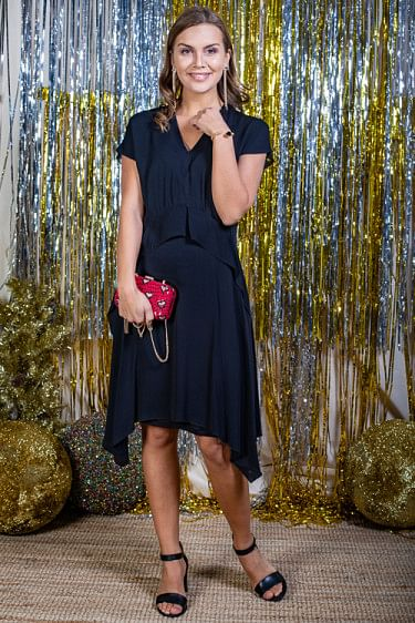 Balizia Dress Black