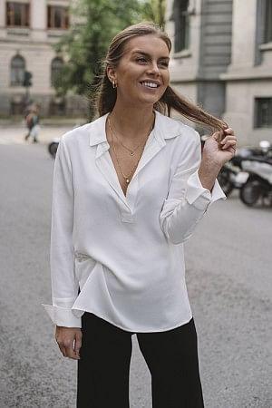 Darcel Shirt Soft White