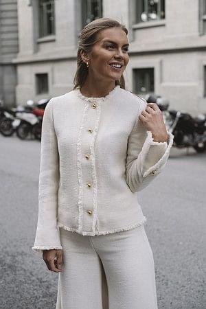 Malin Jacket Soft White