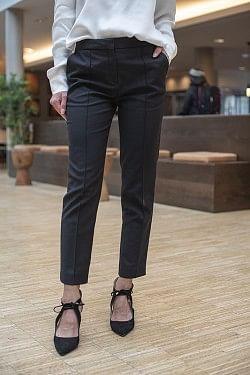 Santsi Pants Black