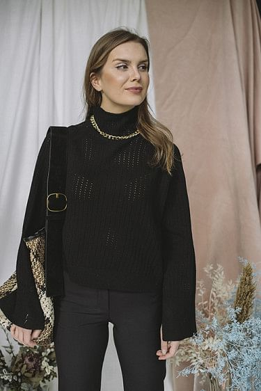 Vikki Sweater Black