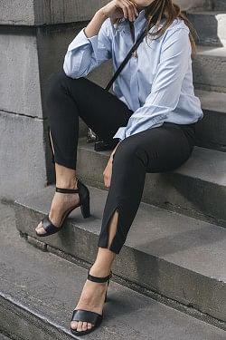 Adelio Pants Black