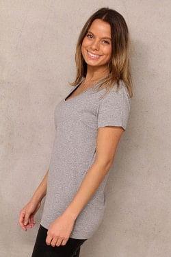 Fevia T-shirt Grey
