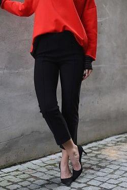 Viggie Trousers Black