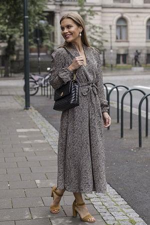 Iris Midi Dress Noice