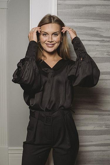 Kimono Top Black
