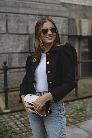 Tailored Jacket Black