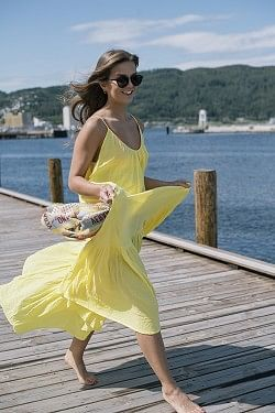 Endless Summer Yellow