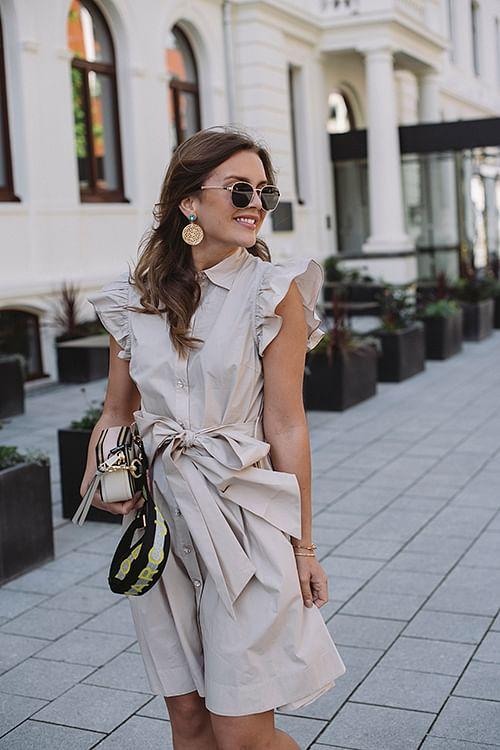 Lira Dress Pumice Stone