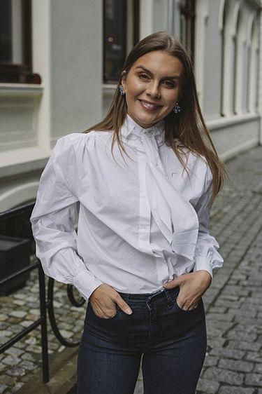 Maluka Shirt White