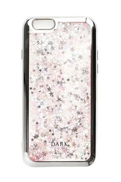 Mobile Cover 7/8 Rose Mix+Stars