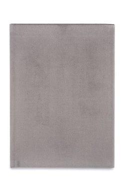 Velvet Notebook A6 Grey