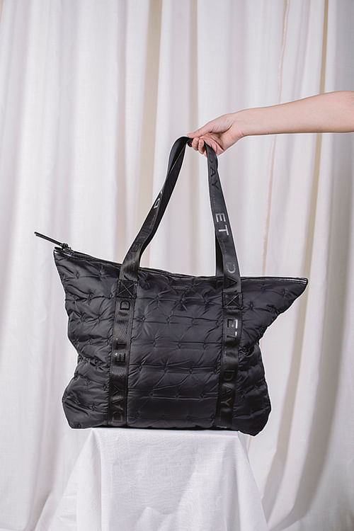Day et Gweneth Diamond Bag Black veske