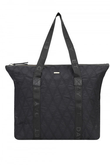 Gweneth Q Diamond Bag Black