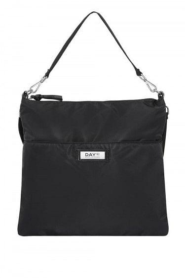Gweneth Hobo Shoulder Bag Black