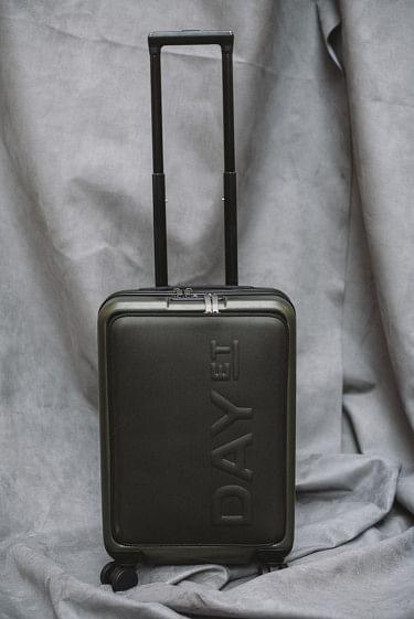 Onboard Logo Trolley Deep Olive