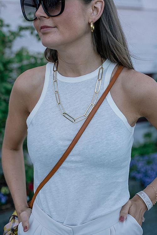 Day birger et mikkelsen Chain necklace rich gold kjede