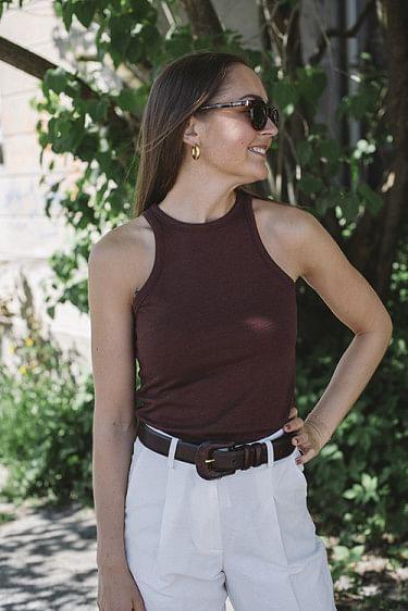 Carina Singlet Maltese