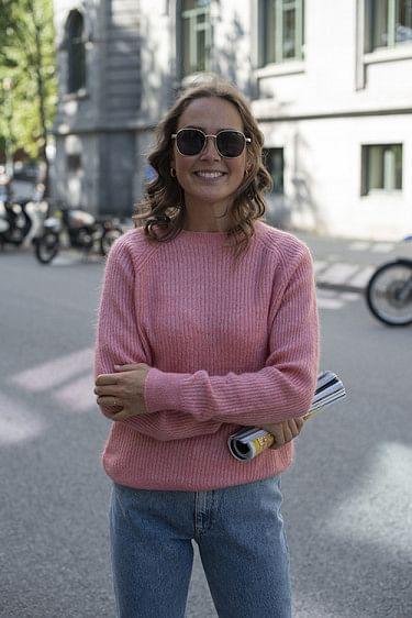 Essence Sweater Peonia