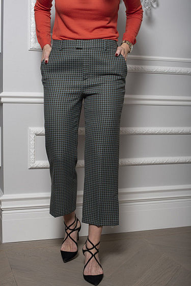 Houndstooth Pants Baby