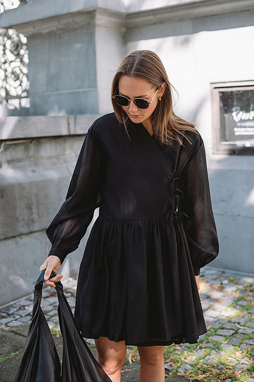 Designers Remix Sonia Dress Back kjole