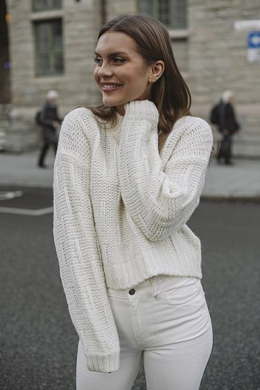 Vidal Sweater Cream