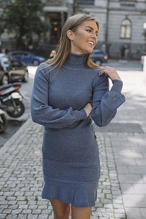 Rosie Merino Sweater Blue