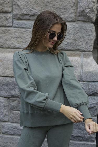 Sarena Sweater Army Green