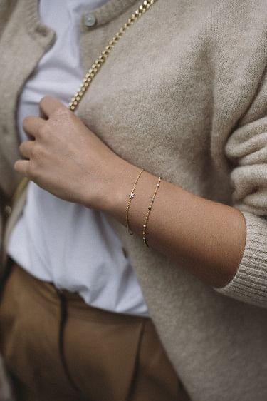 Fleur Bracelet Gold