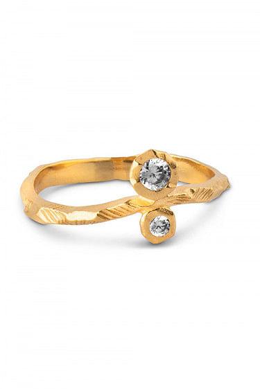 Kamma Ring Gold