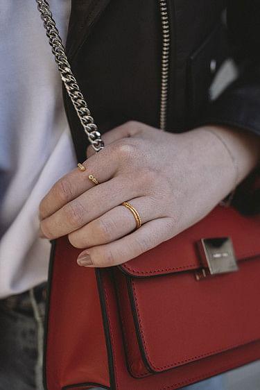 Romance Ring Gold