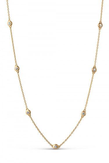 Gloria Necklace Gold