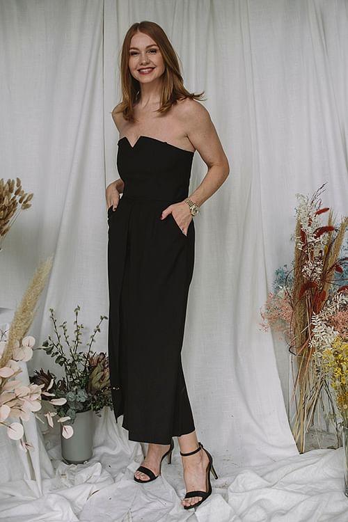 Envelope1976 L.A. Dress Black kjole