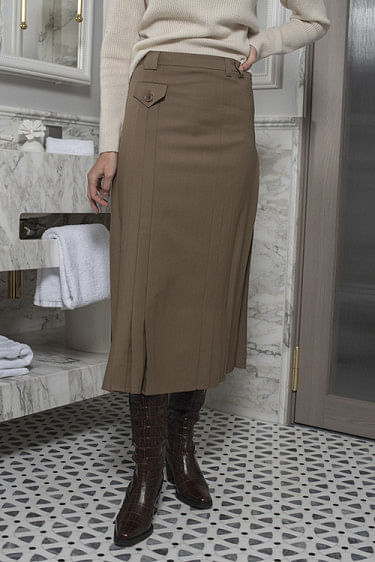 Christiania Skirt Beige