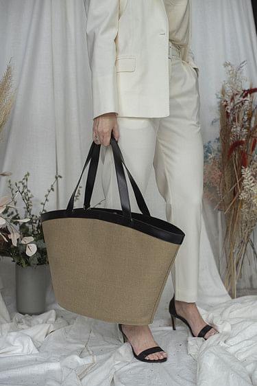 Market Bag Beige